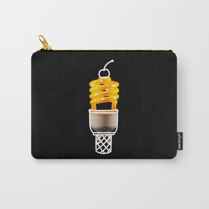 Lightly Flavored Carry-All Pouch