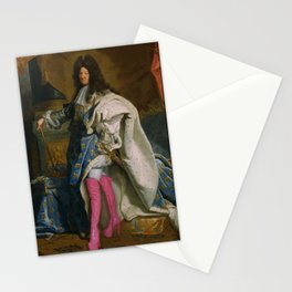 Louis XIV Kinky Boots Stationery Cards