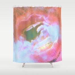 Vivid. Shower Curtain