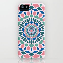 Moroccan Glory iPhone Case