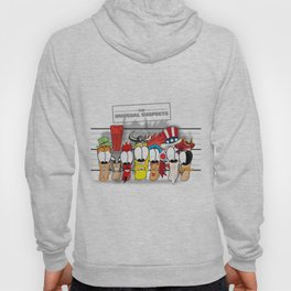 The Unusual Suspects Hoody