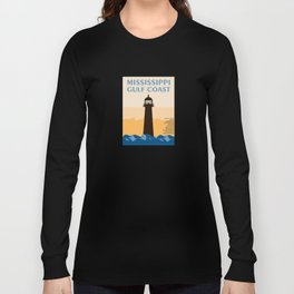 Mississippi's Gulf Coast. Long Sleeve T-shirt