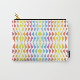 DAO Color Abstract 01-19c Carry-All Pouch
