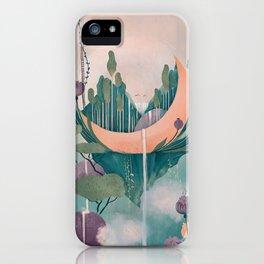 Secret world iPhone Case