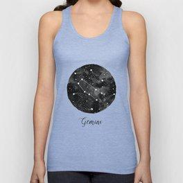 Gemini Constellation Unisex Tank Top