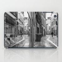 cara iPad Cases featuring Cara B by unaciertamirada