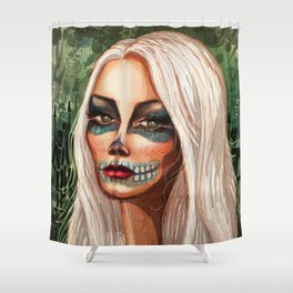 Geneza Shower Curtain