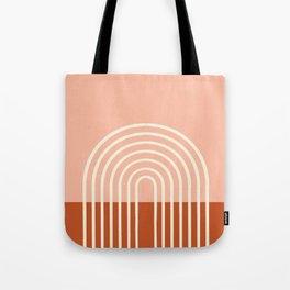 Terracota Pastel Tote Bag
