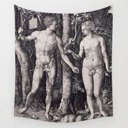 Adam and Eve | Lilith | Biblical Wall Tapestry