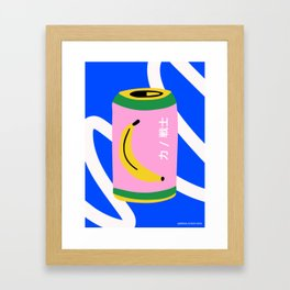 Magic can Framed Art Print
