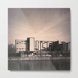 ICH Metal Print