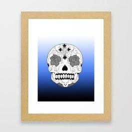 Bruised Framed Art Print