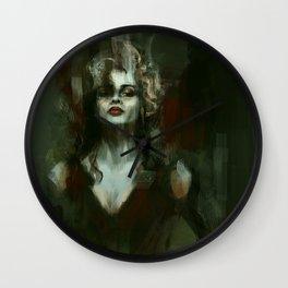 Bellatrix Wall Clock