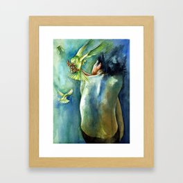 All Those Moments... Lost Framed Art Print