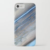 marble iPhone & iPod Cases featuring Marble by Santo Sagese