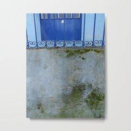 Door 17 Metal Print