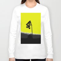 lonely Long Sleeve T-shirts featuring lonely  by Nikos