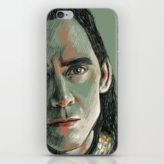 You will never see her again iPhone & iPod Skin
