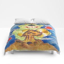 Cymbal Monkey Comforters