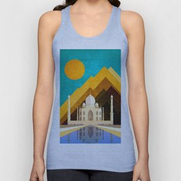 Nature of knowledge Unisex Tank Top