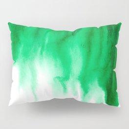 Emerald Bleed Pillow Sham