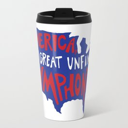 The world was wide enough Travel Mug