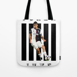 football stars Tote Bag