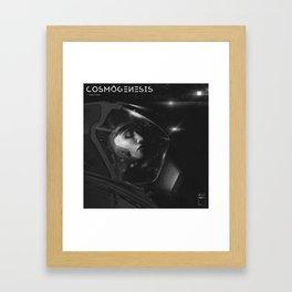 dead_astronaut Framed Art Print