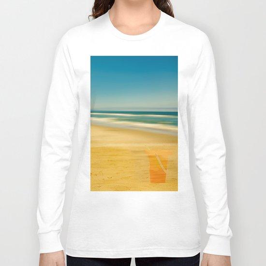 Beach & Bucket  Long Sleeve T-shirt