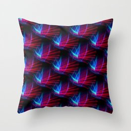 NLE Sentinel SFX S6 Throw Pillow