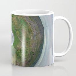 Stardisc tiny planet Coffee Mug
