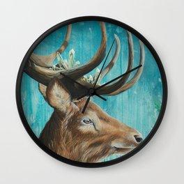 A dear deer Wall Clock