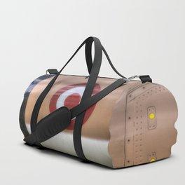Turkish Air Force Roundel Duffle Bag