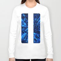 breaking Long Sleeve T-shirts featuring Breaking by 13Halliwell