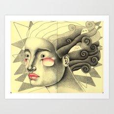 Company Art Print