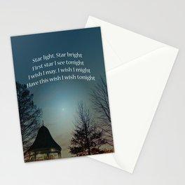 Star Light Star Bright Stationery Cards