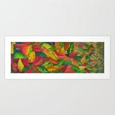 İZDE Art Print