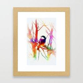 Color VII Framed Art Print