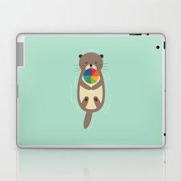 Sweet Otter Laptop & iPad Skin
