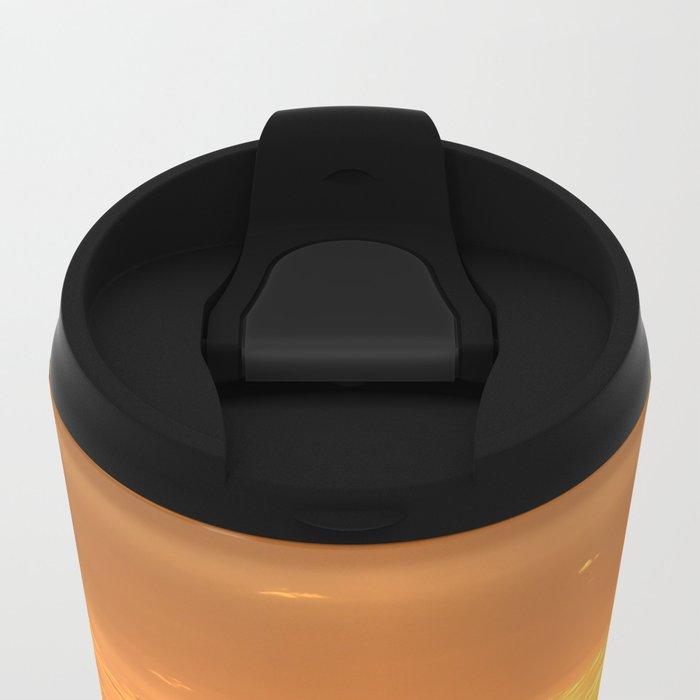 Southwest Sunrise - II Metal Travel Mug