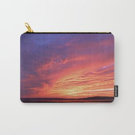 Colorful Skies Carry-All Pouch
