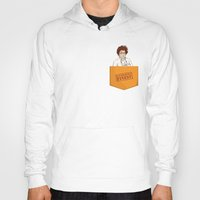 oitnb Hoodies featuring Red OITNB by StephDere