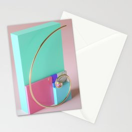 Golden Ratio Stationery Cards