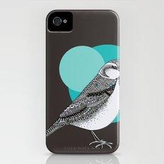 Sparrow iPhone (4, 4s) Slim Case