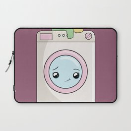 Kawaii Washing machine Laptop Sleeve