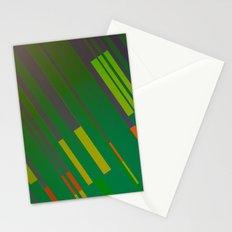 Canopus Green Orange Stationery Cards