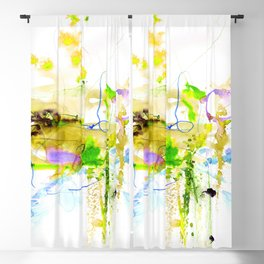 A Mystic Encounter No.1g by Kathy Morton Stanion Blackout Curtain
