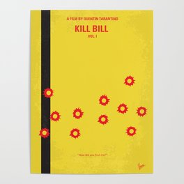 No048 My Kill Bill - part 1 MMP Poster