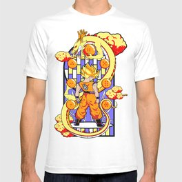 Legend of the Dragonballs T-shirt