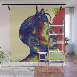 High Society Life Wall Mural